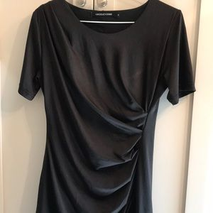 Basic black dress